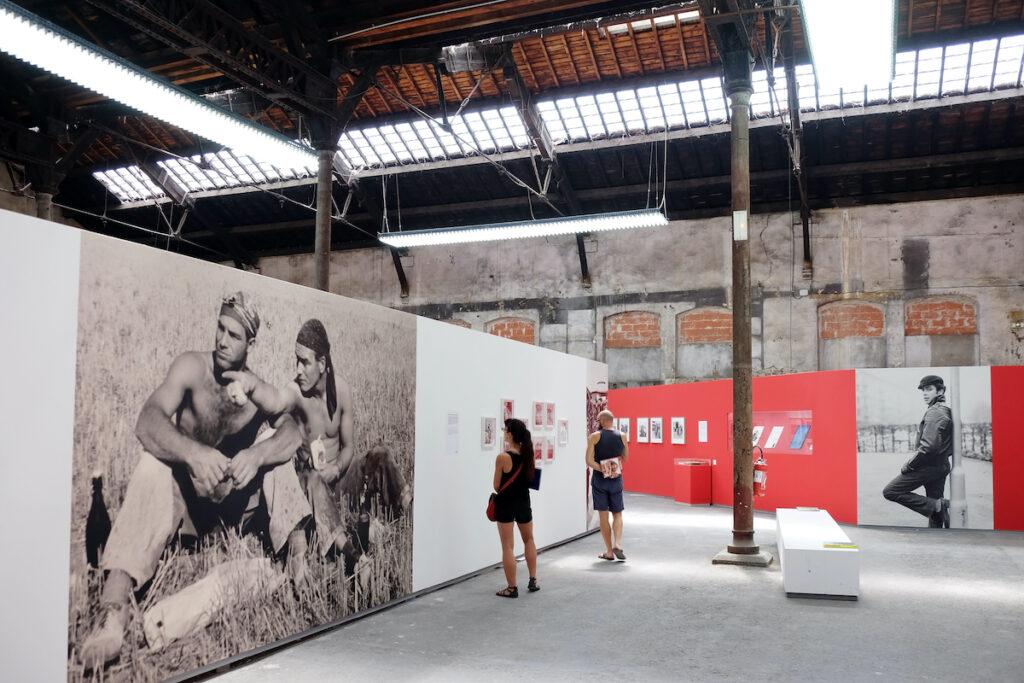 Les Rencontres d'Arles photography festival, France.