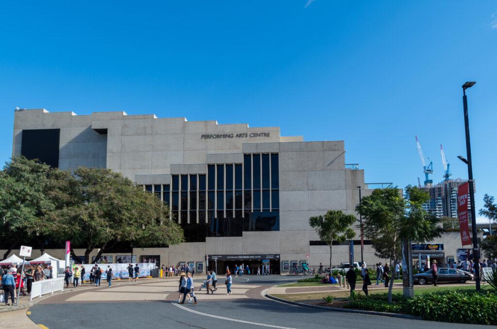 Queensland Performing Arts Centre.
