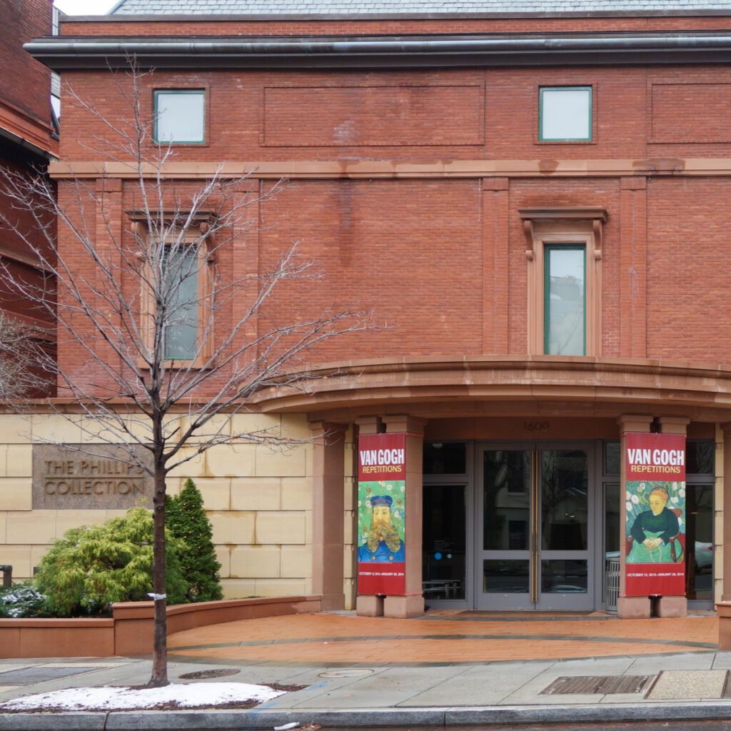The Phillips Collection Art Museum.