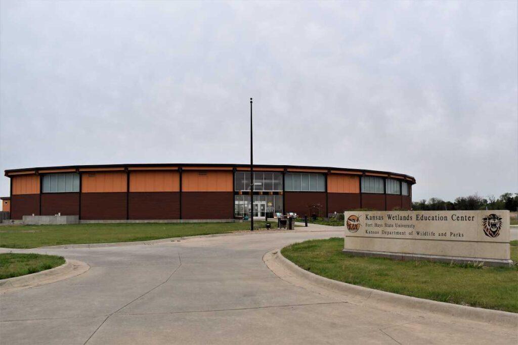 Kansas Wetlands Education Center.