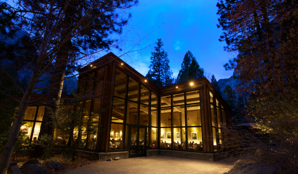 Mountain Room at Yosemite Valley Lodge