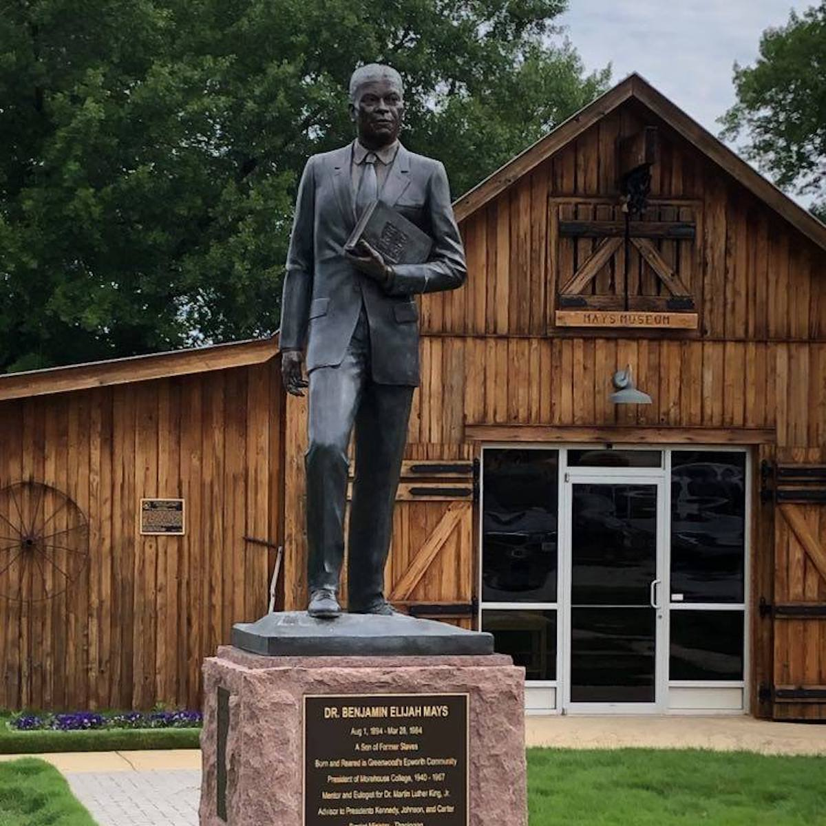 Dr. Benjamin E. Mays Historic Preservation Site