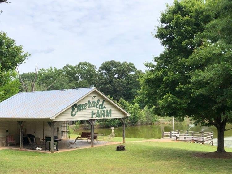 Emerald Farm in Greenwood, South Carolina.