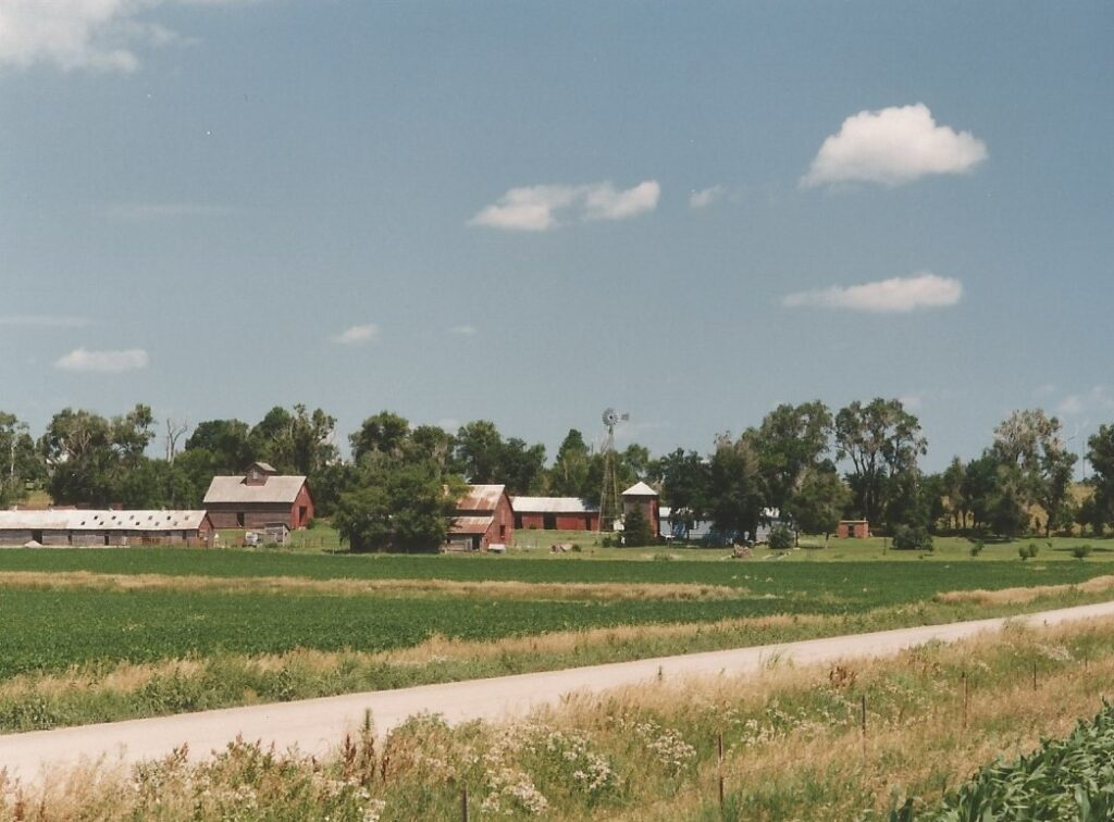 A look at the Old Poor Farm grounds