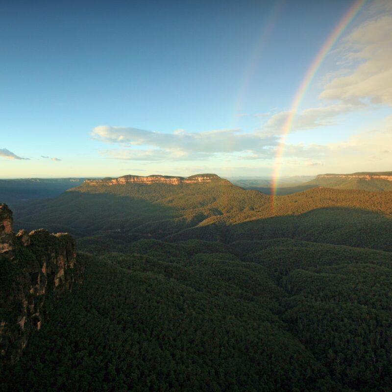 Blue Mountains National Park, NSW, Australia.
