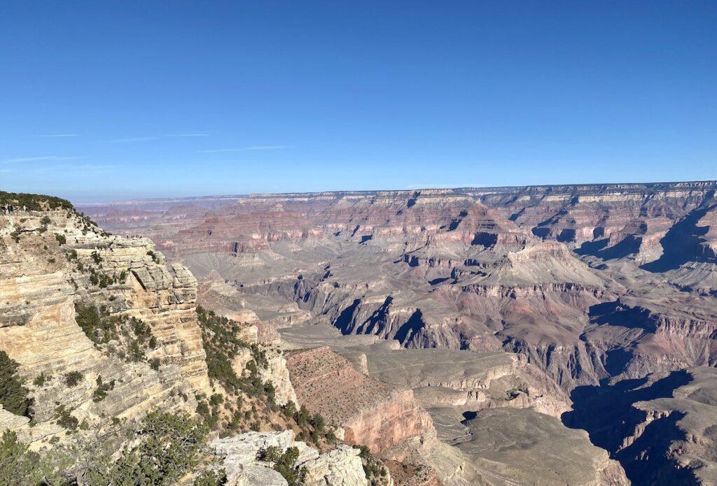 Grand Canyon National Park, Hualapai Reservation.