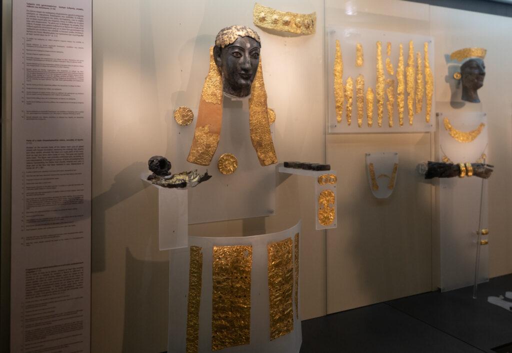 Delphi Archaeological Museum.