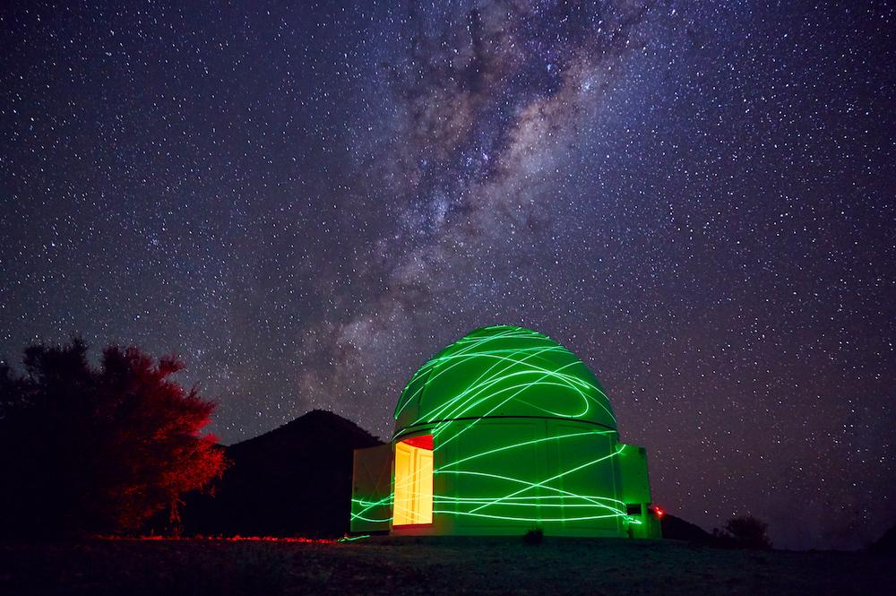 Arkaroola Astronomical Observatory, Flinders Ranges, South Australia, Australia