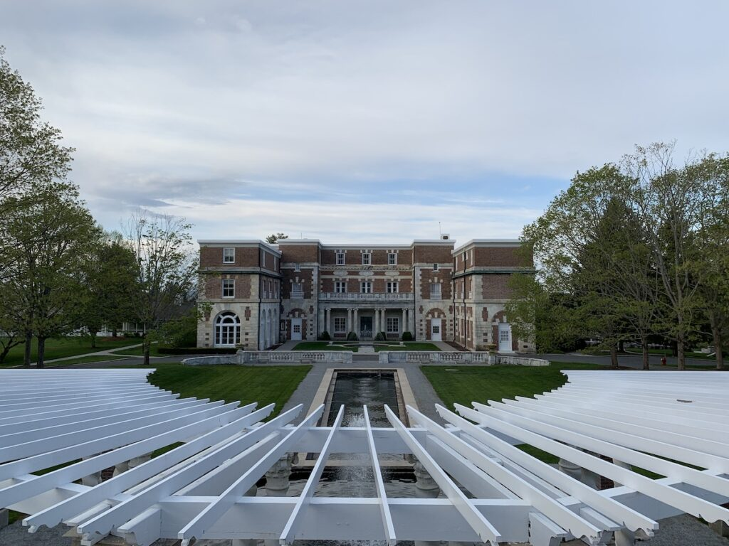 Bellefontaine Mansion, Lenox.