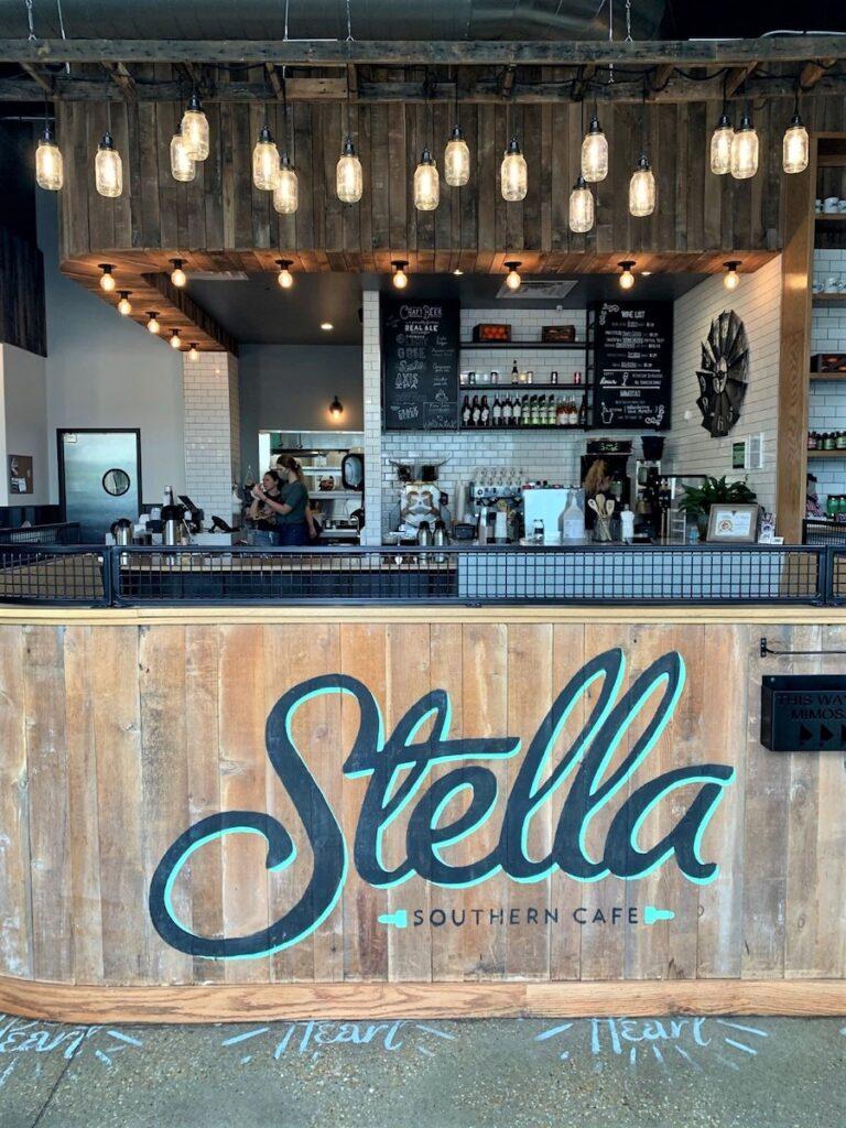 Stella Southern Cafe.