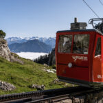 Pilatus Railway in Switzerland.