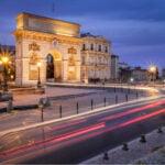 Arch of Triumph: Montpelier, France