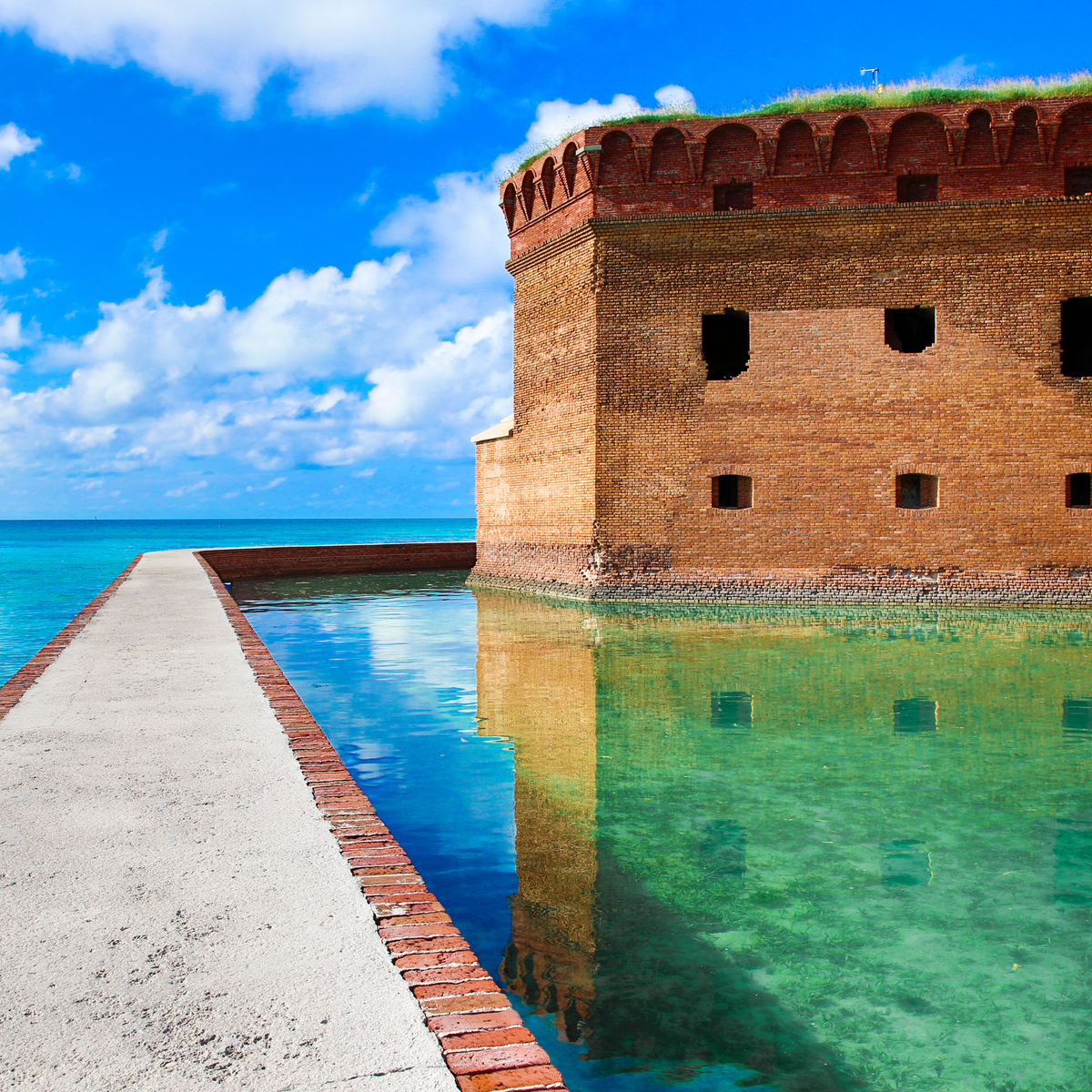 Fort Jefferson, Dry Tortuga National Park