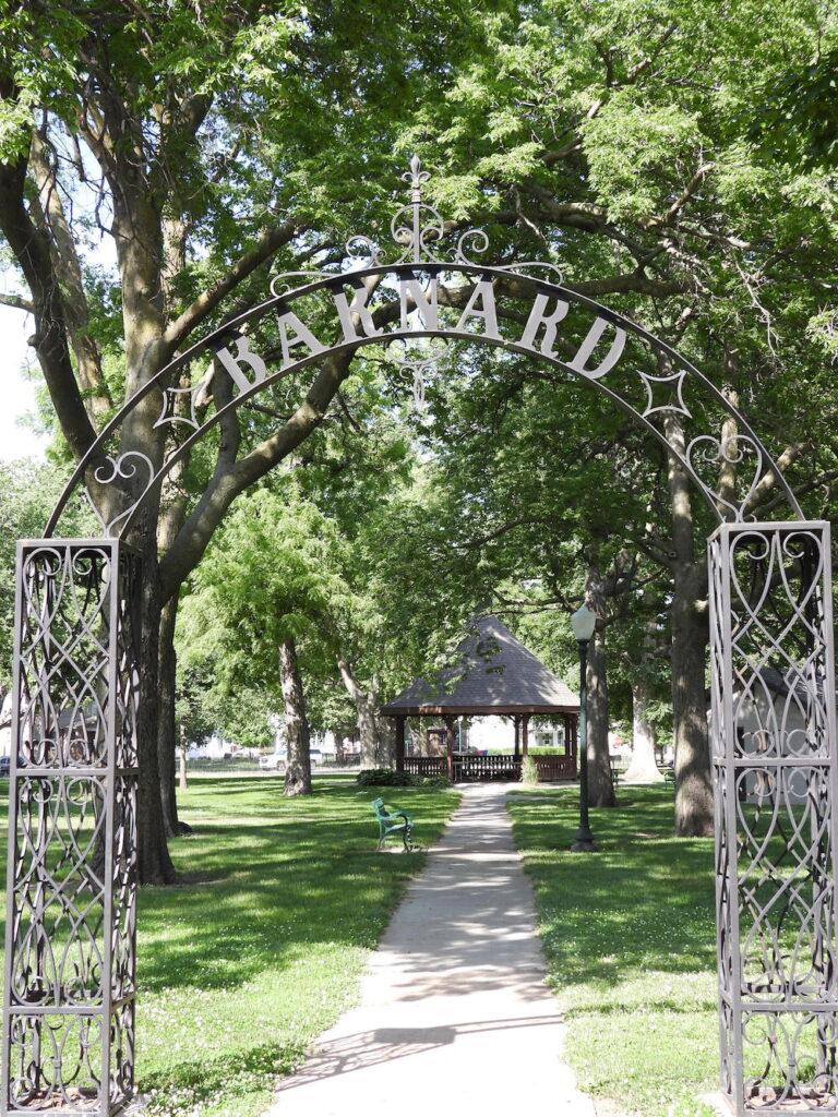 Barnard Park District Fremont, Nebraska