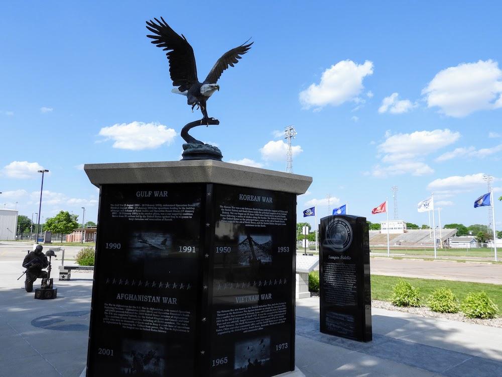 Fremont Veterans Memorial Fremont, Nebraska