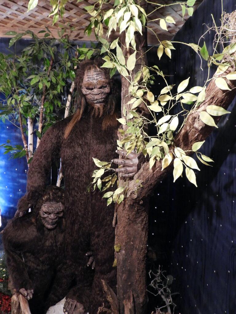 Bigfoot Museum in Hastings.