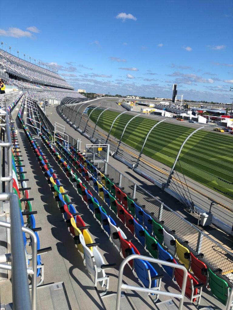 Daytona International Speedway Circuit, Daytona Beach, Florida.