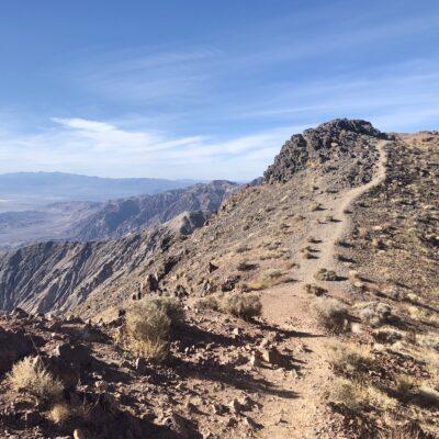 Dante's View, Death Valley National Park.