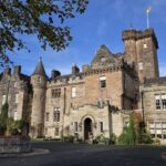 Glenapp Castle.