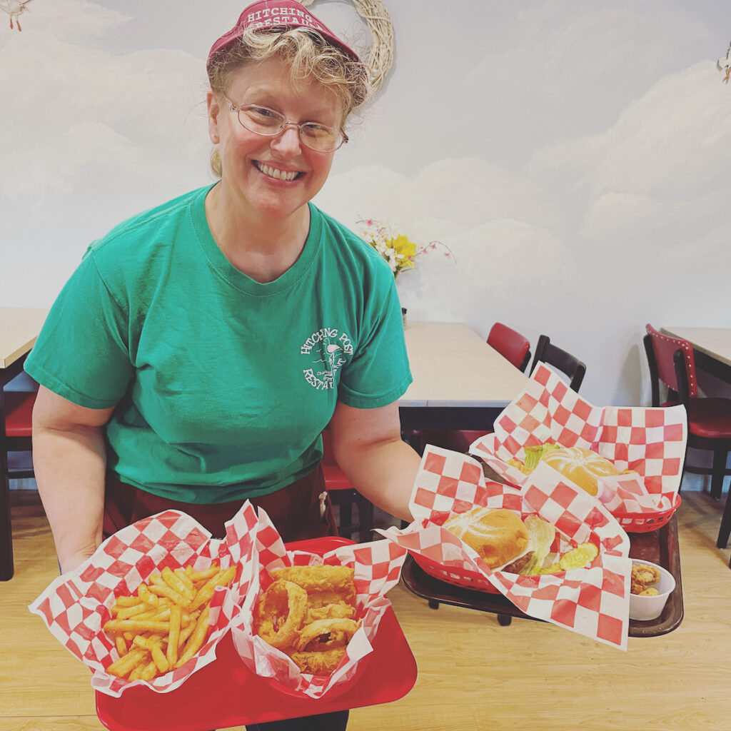 Serving seafood and fried favorites at the Hitching Post in Charlestown, RI