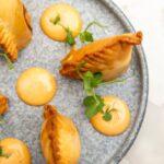 Chicken empanadas, Harborwood Urban Kitchen, Fort Lauderdale.