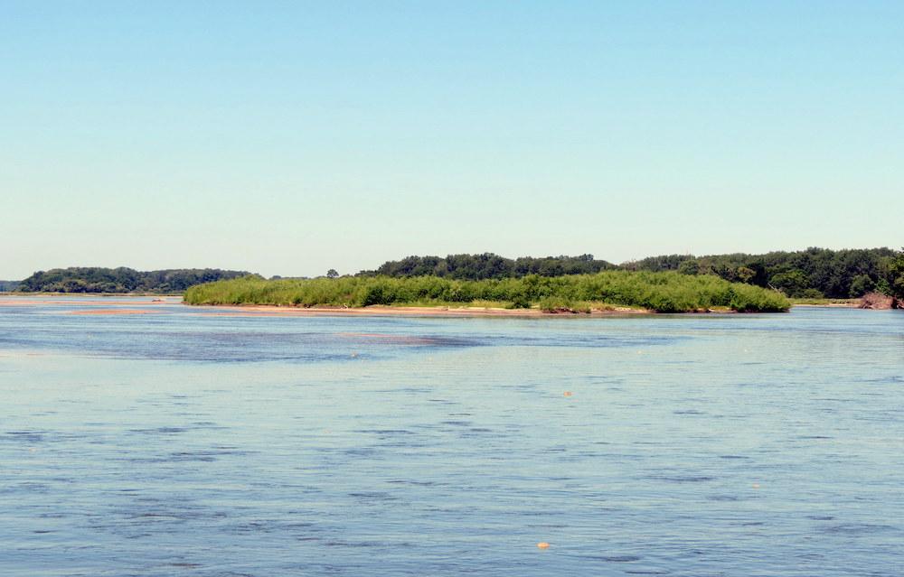 Platte River Fremont, Nebraska
