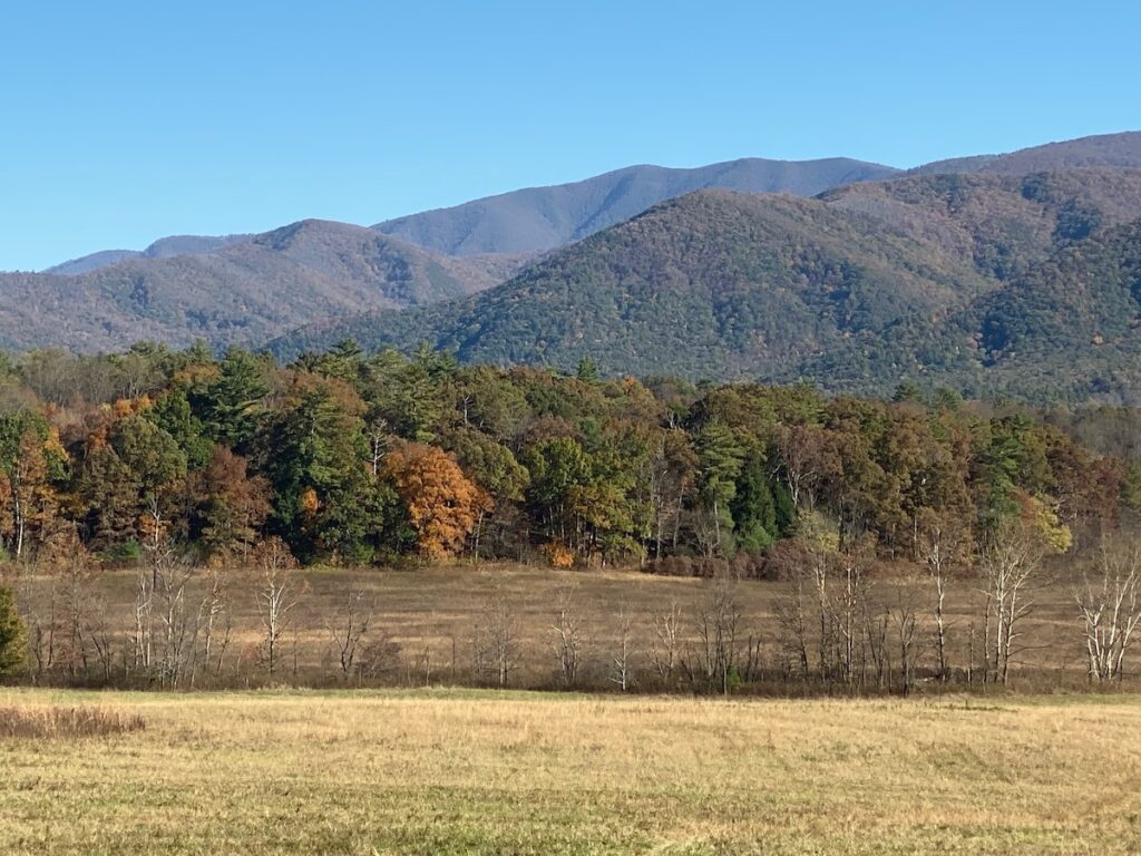 Cades Cove Loop, Tennessee.