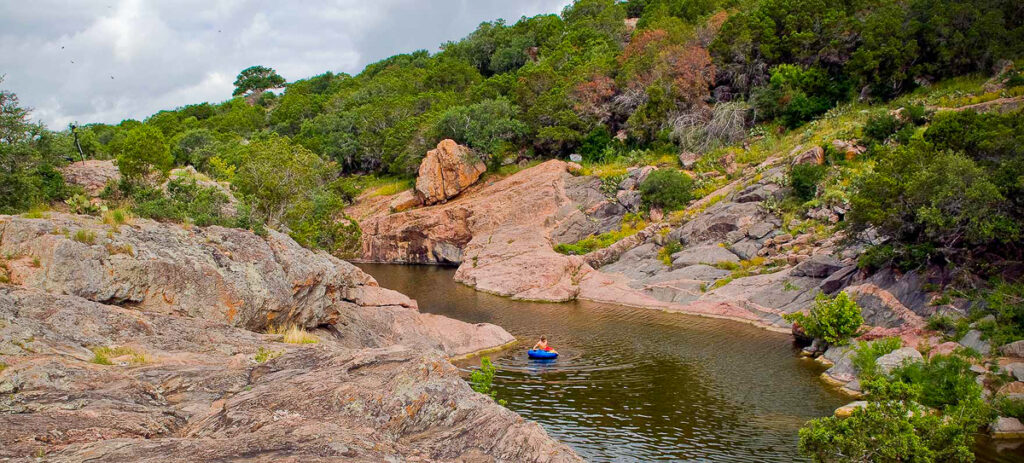 Inks Lake State Park, Texas Hill Country.
