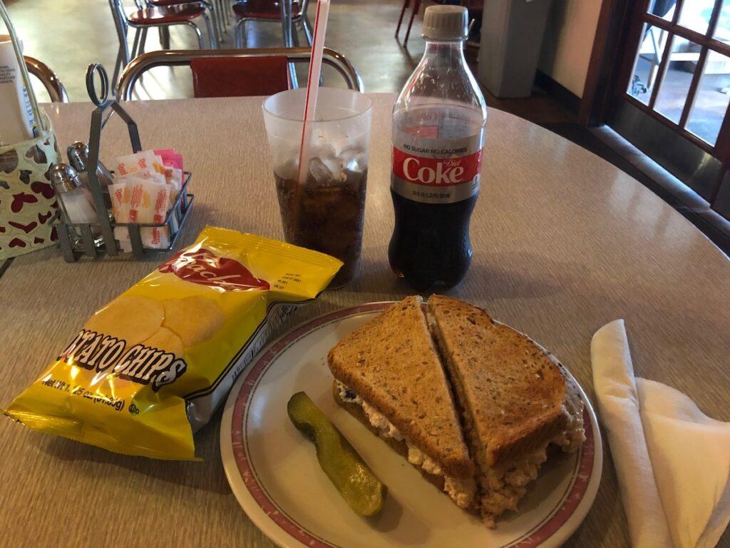 Marlene's Restaurant in Williamsburg, MO.