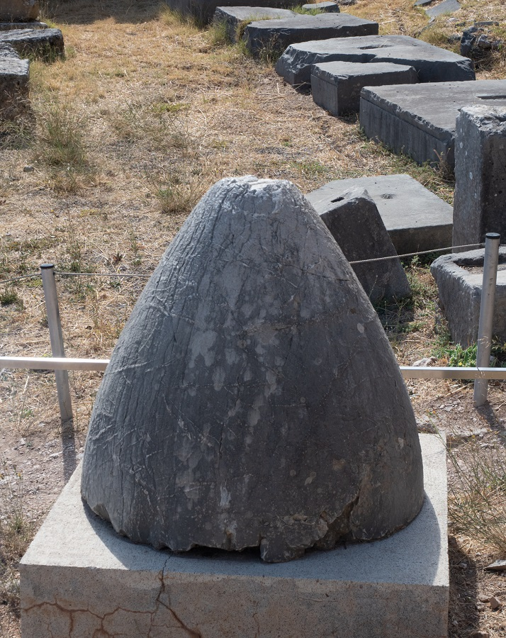Omphalos in Delphi.
