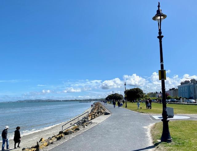 Sandymount, Dublin, Ireland.