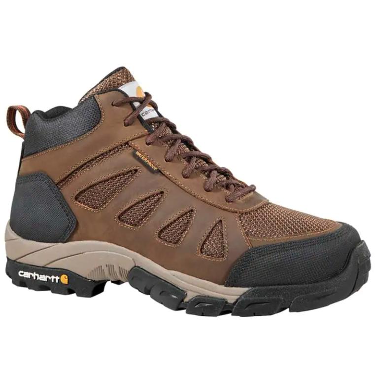 Men's Lightweight Non-Safety Toe Work Hiker
