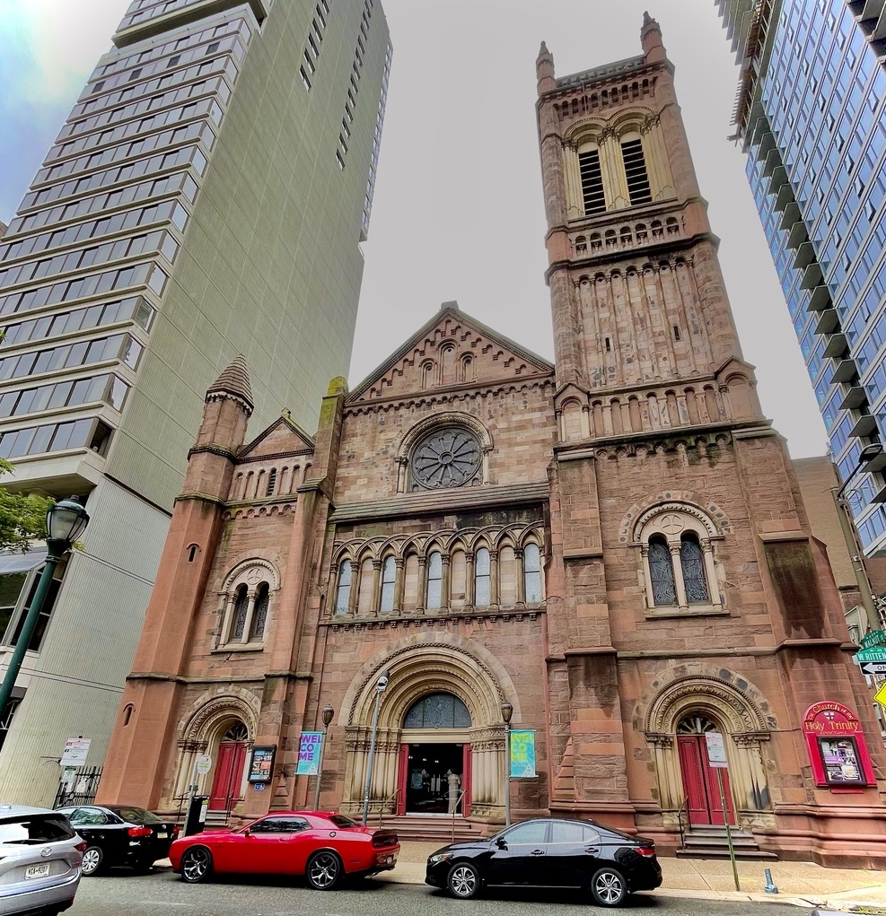 Church of the Holy Trinity.