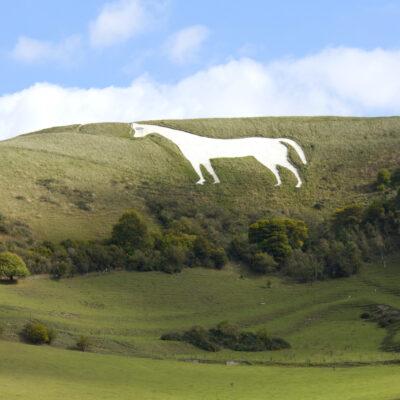Westbury White Horse.