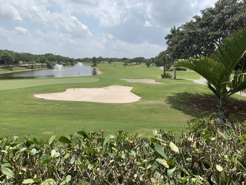Abacoa Golf Club.