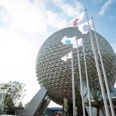 Epcot at Walt Disney World.