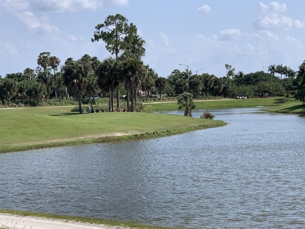 Madison Green Country Club.