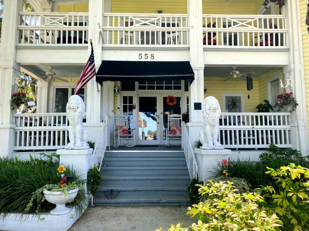 River Lily Inn Bed & Breakfast, Daytona Beach.