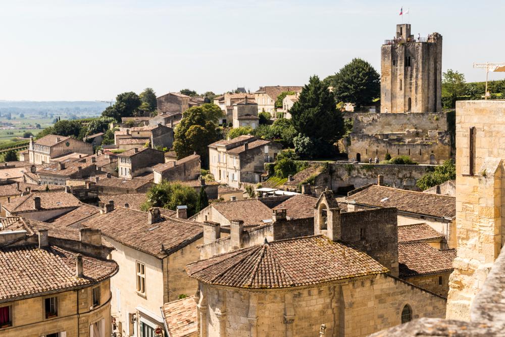 Saint-Émilion, France.