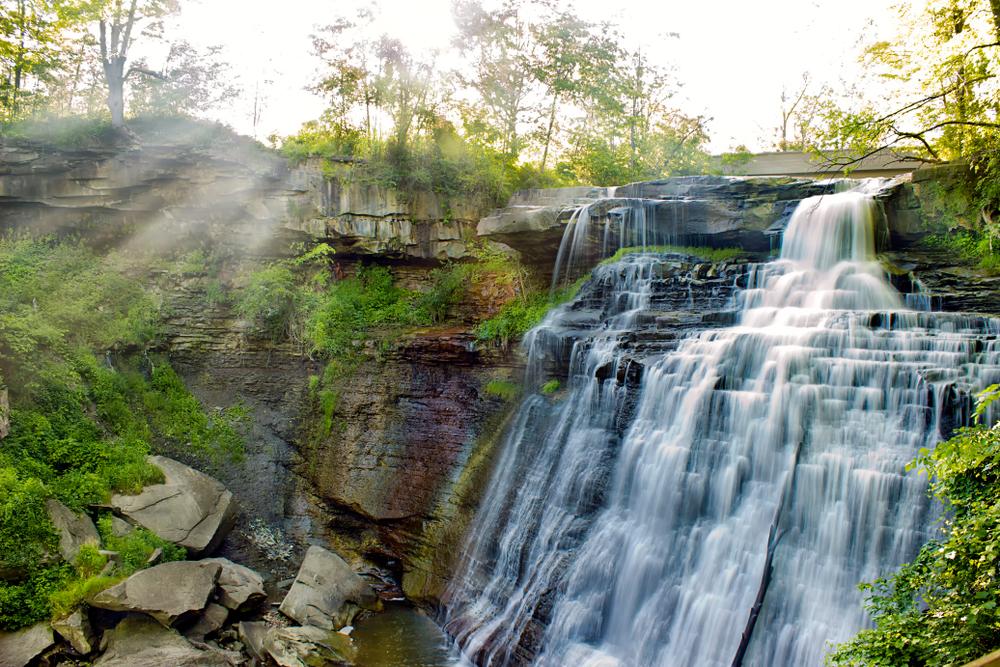 Brandywine Falls, Cuyahoga Valley National Park, Ohio