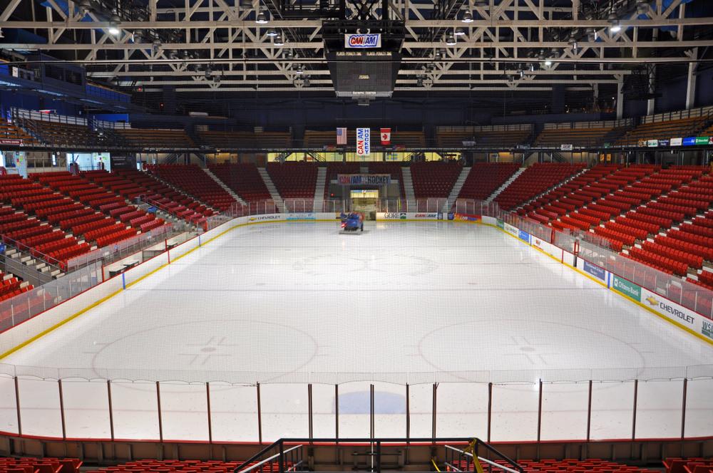 Herb Brooks Arena Lake Placid, New York