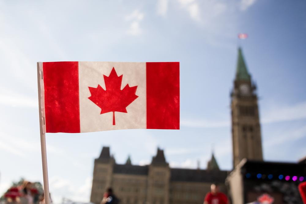 Canada Day in Ottawa