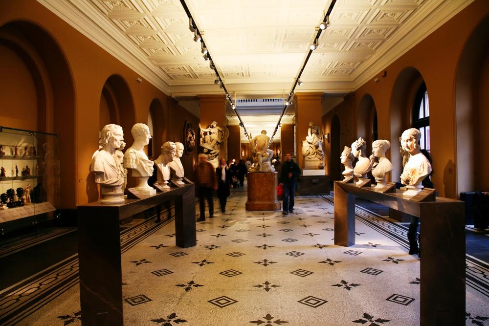 Victoria & Albert Museum in London.