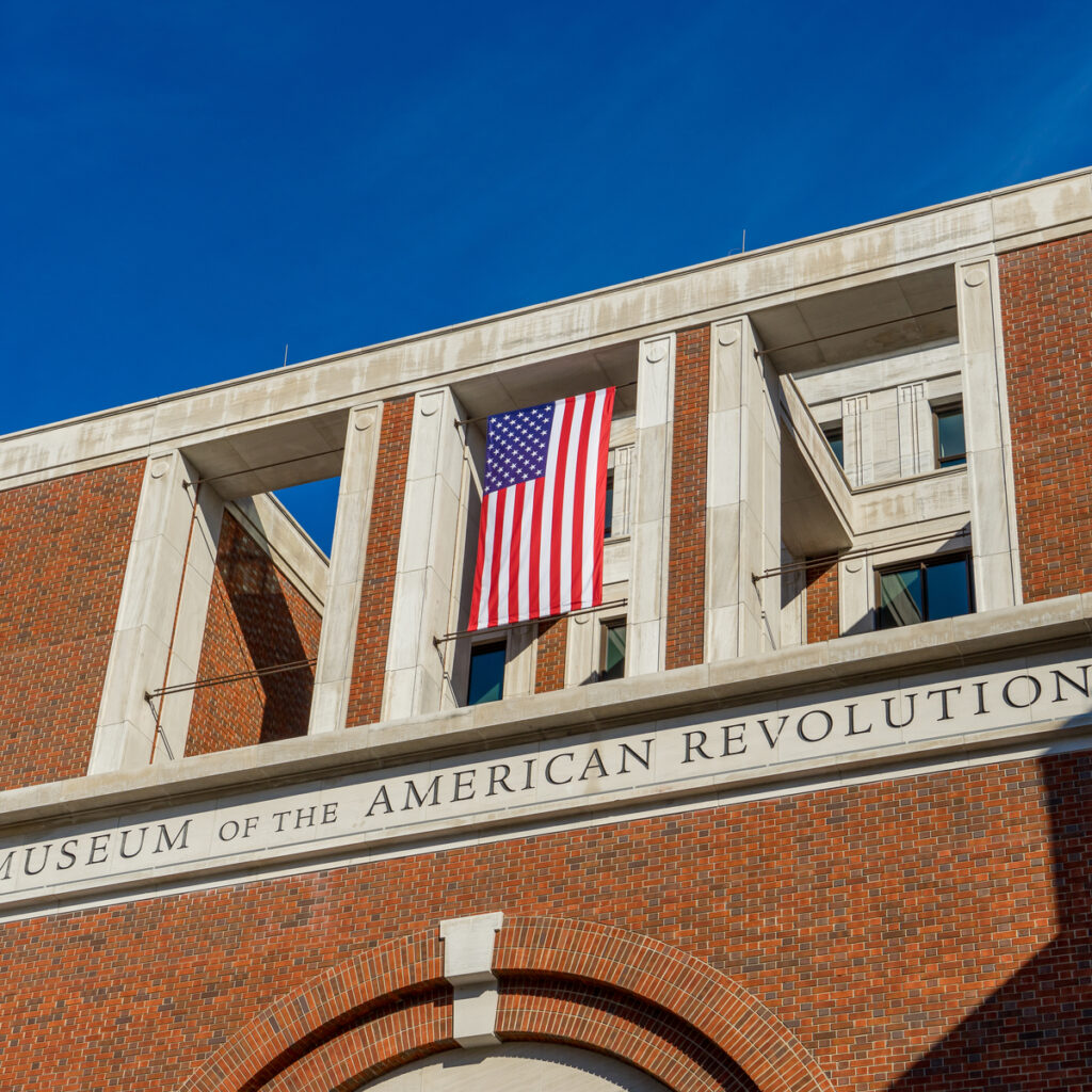 Museum of the American Revolution.