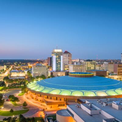 Wichita, Kansas.