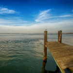 Barnegat Bay in New Jersey.