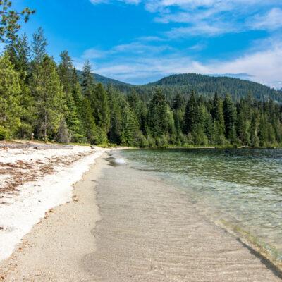 Priest Lake, Idaho.