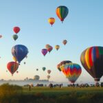 Adirondack Balloon Festival.