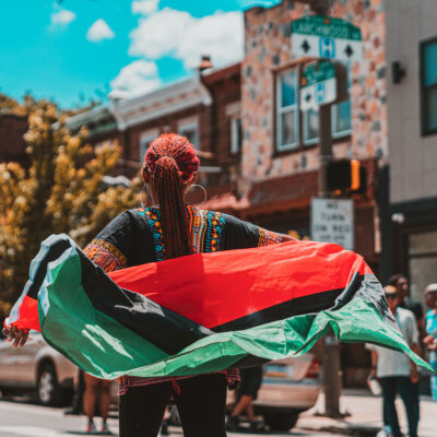 Juneteenth Parade in Philedelphia.