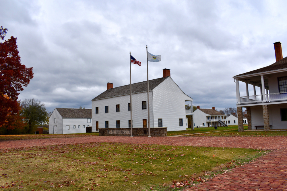 Fort Scott National Historic Site, Kansas